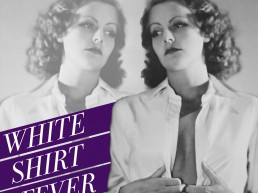 White Shirt Fever - see total looks at www.summerswildling.com